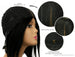OUTRE THE DAILY WIG 100% UNPROCESSED HUMAN HAIR LACE PART WIG STRAIGHT BOB***