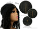 !! OUTRE THE DAILY WIG 100% UNPROCESSED HUMAN HAIR LACE PART WIG CURLY BLUNT CUT BOB 14""