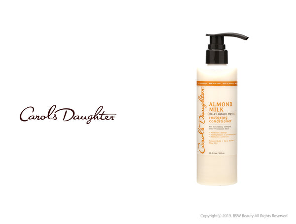 CAROLS DAUGHTER ALMOND MILK DAILY DAMAGE REPAIR RESTORING CONDITIONER 12oz