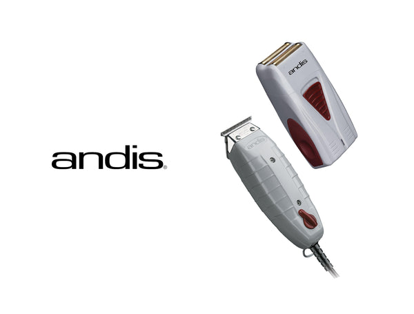 ANDIS FINISHING COMBO (T-OUTLINER & SHAVER)