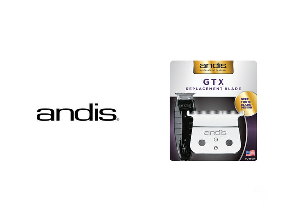 ANDIS GTX REPLACEMENT BLADE DEEP TOOTH #04850
