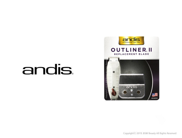 ANDIS OUTLINER II REPLACEMENT BLADE #04604