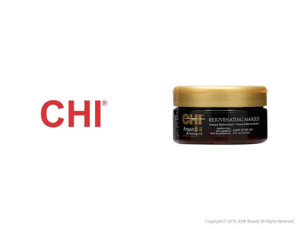 CHI ARGAN OIL PLUS MORINGA OIL REJUVENATING MASQUE 8oz