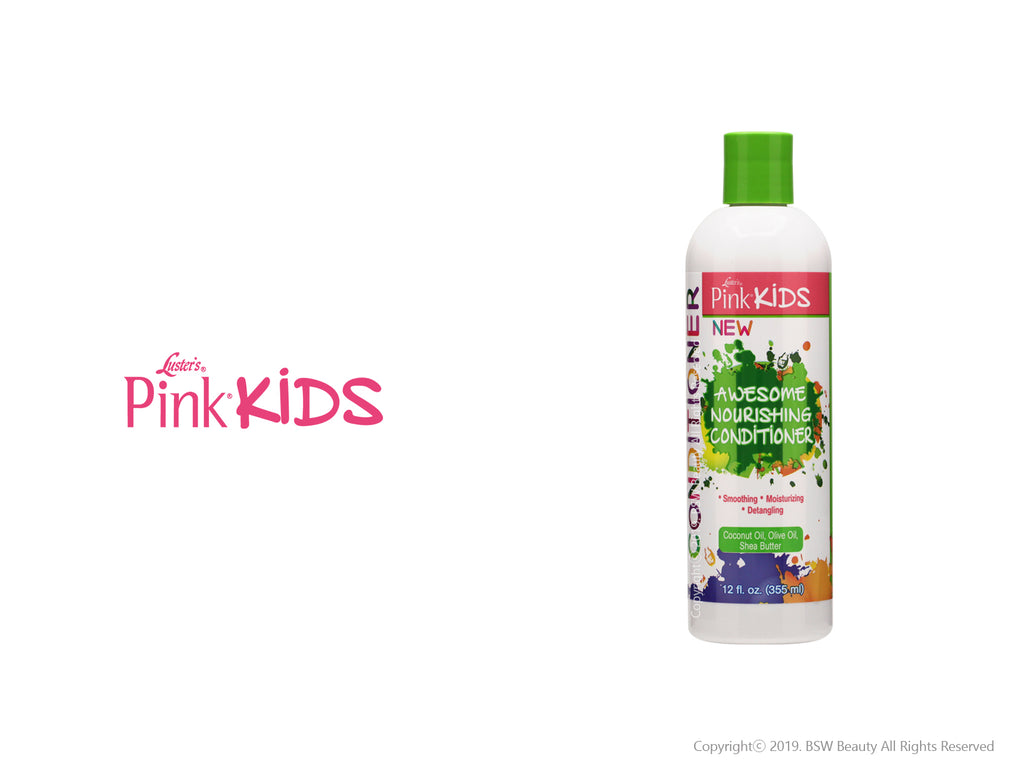LUSTER'S PINK KIDS AWESOME NOURISHING CONDITIONER 12oz