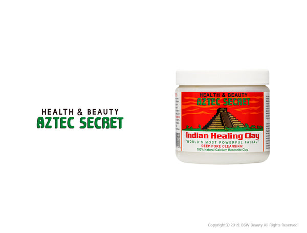 AZTEC SECRET HEALTH & BEAUTY INDIAN HEALING CLAY