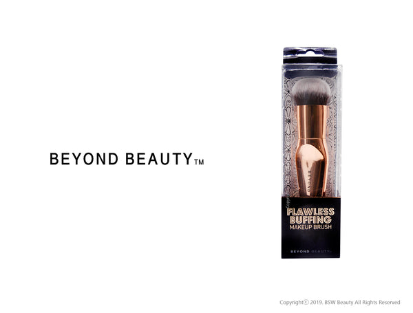BEYOND BEAUTY FLAWLESS BUFFING MAKEUP BRUSH #30032