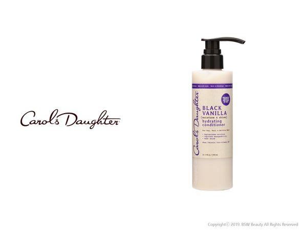 CAROLS DAUGHTER BLACK VANILLA MOISTURE & SHINE HYDRATING CONDITIONER 12oz
