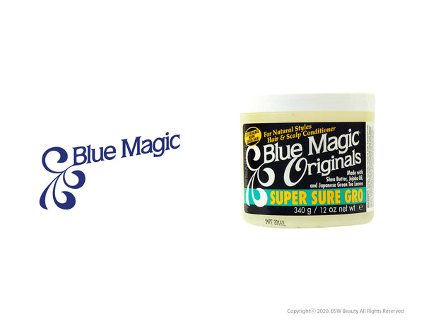 BLUE MAGIC ORIGINALS SUPER SURE GRO 12oz