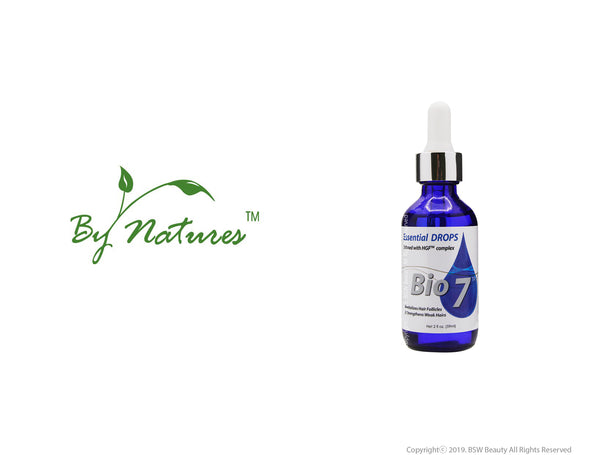 BY NATURAL BIO 7 ESSENTIAL DROPS 2oz
