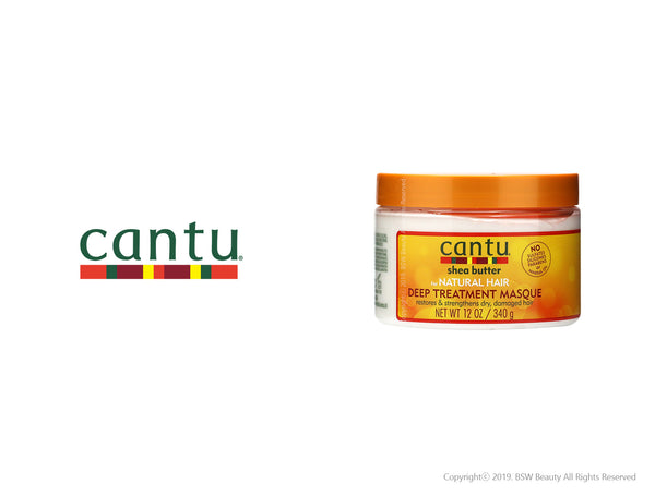 CANTU FOR NATURAL HAIR DEEP TREATMENT MASQUE 12oz