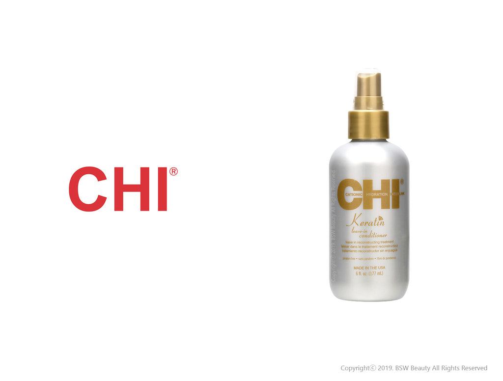 CHI KERATIN LEAVE-IN CONDTIONER 6oz