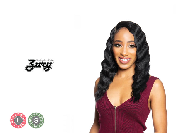 ZURY SIS BEYOND LACE FRONT WIG - BYD LACE H CRIMP 16""