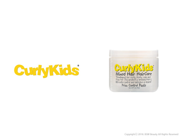 CURLY KIDS FRIZZ CONTROL PASTE 4oz