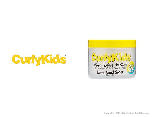 CURLY KIDS DEEP CONDITIONER 9.5oz***