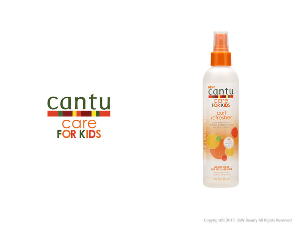 CANTU CARE FOR KIDS CURL REFRESHER 8oz