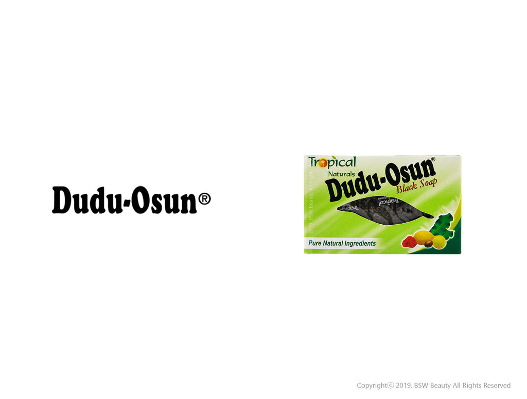 DUDU-OSUN TROPICAL NATURALS BLACK SOAP 150g***