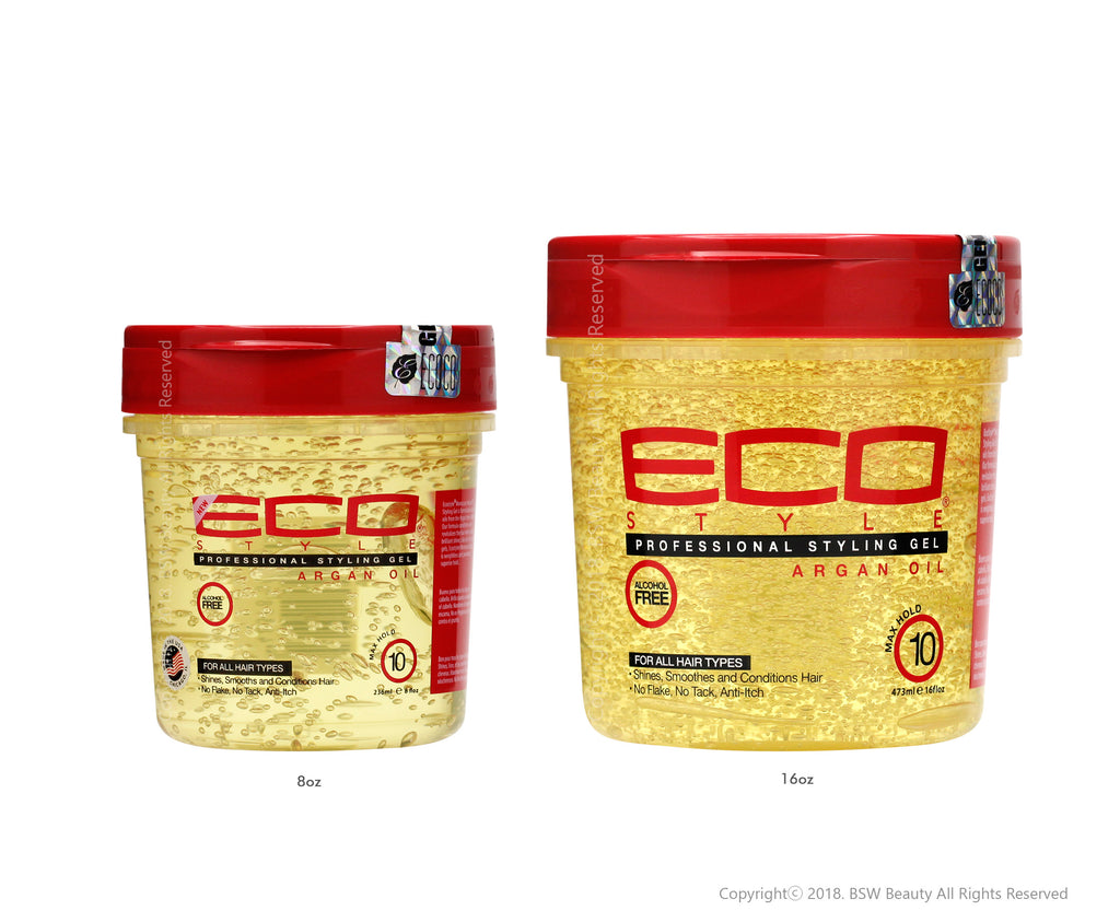 ECO STYLE PROFESSIONAL STYLING GEL - 7 TYPE