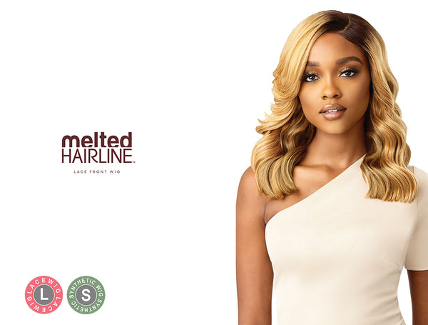 OUTRE MELTED HAIRLINE DELUXE WIDE HD LACE FRONT WIG - ELORA