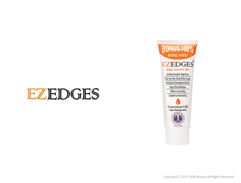 EZEDGES EDGE CONTROL GEL COCONUT OIL