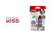 BRING THE SALON HOME KISS FRENCH ACRYLIC SCULPTURE KIT 40TIPS #AK104