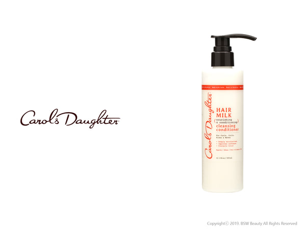 CAROLS DAUGHTER HAIR MILK NOURISHING & CONDITIONING CLEANSING CONDITIONER 12oz