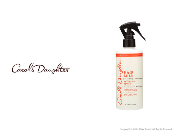 CAROLS DAUGHTER HAIR MILK NOURISHING & CONDITIONING REFRESHER SPRAY 10oz