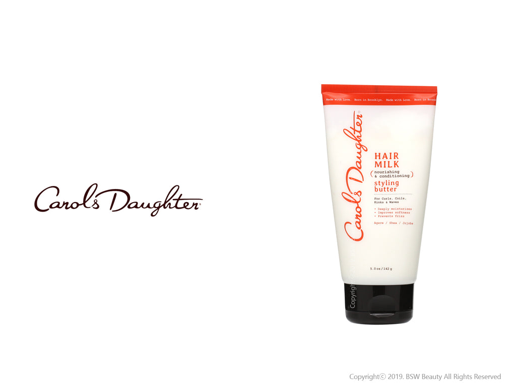 CAROLS DAUGHTER HAIR MILK NOURISHING & CONDITIONING STYLING BUTTER 5oz