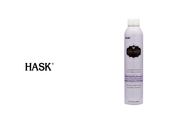 HASK CHIA SEED VOLUMING DRY SHAMPOO 6.5oz