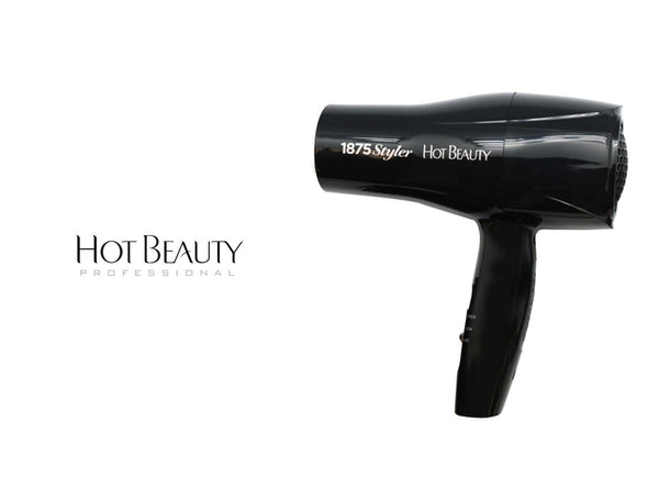 HOT BEAUTY 1875 STYLER MID SIZE #HBD02N