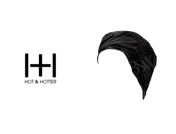 H&H 3IN1 PROFESSIONAL WASHABLE CONDITIONING HEAT CAP #ANN5757