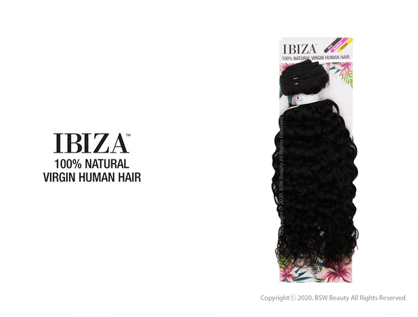"SHAKE N GO VIRGIN HUMAN HAIR WEAVE IBIZA SPANISH CURL 10""-24"""