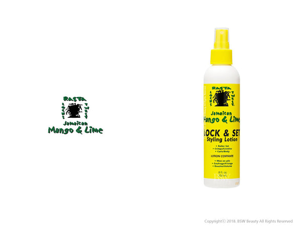 JAMAICAN MANGO & LIME LOCK SET STYLING LOTION 8oz