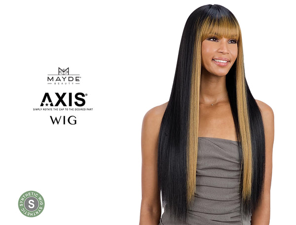 MAYDE BEAUTY AXIS SYNTHETIC WIG JUPITER