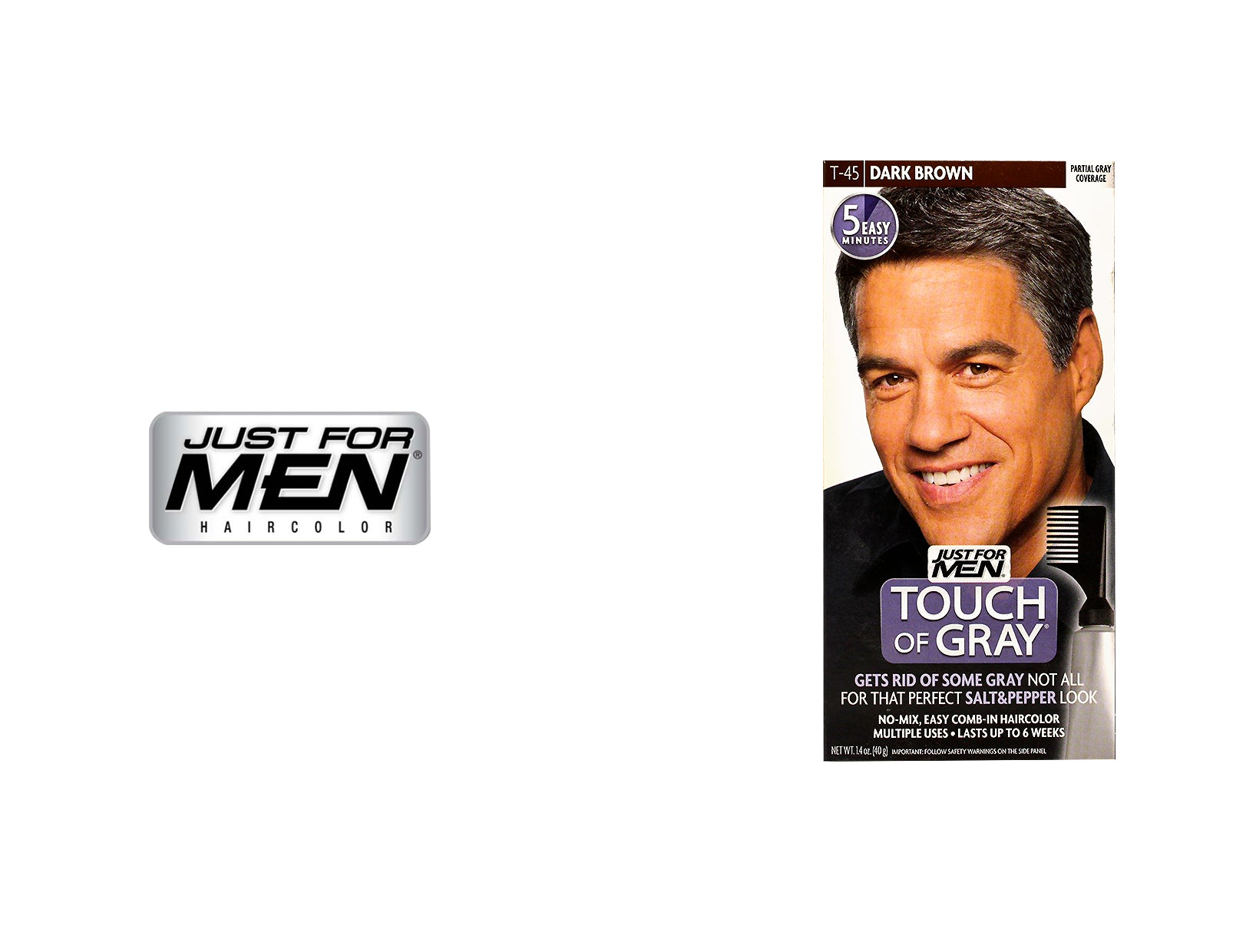 Just for men t 45