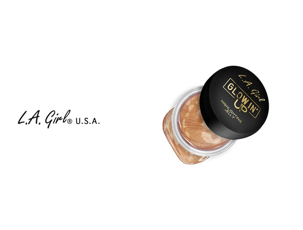 L.A GIRL GLOWIN' UP JELLY HIGHLIGHTER 0.3oz
