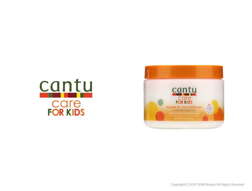 CANTU CARE FOR KIDS LEAVE-IN CONDITIONER 10oz