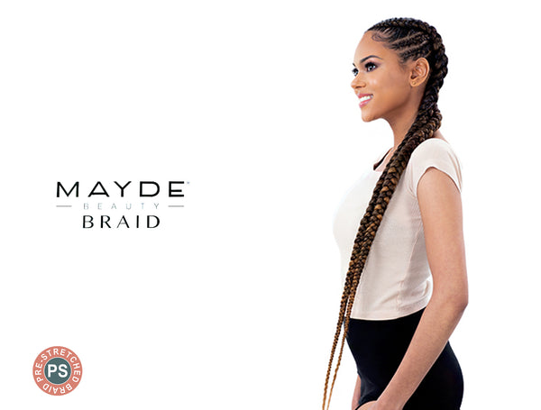 MAYDE BRAID 6X NATION 24""