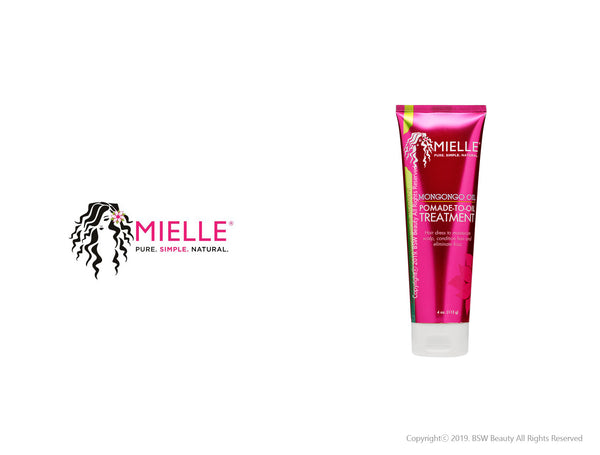 MIELLE ORGANICS MONGONGO OIL POMADE-TO-OIL TREATMENT 4oz