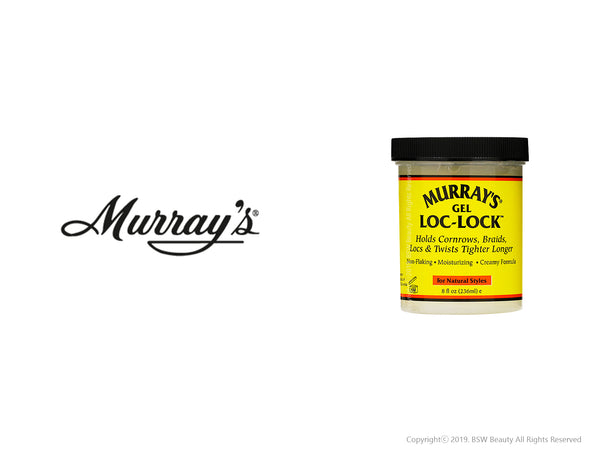 MURRAY'S GEL LOC-LOCK FOR NATURAL STYLES  8oz