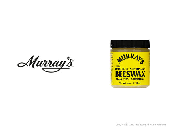 MURRAY'S WITH 100% PURE AUSTRALIAN BEESWAX 4oz