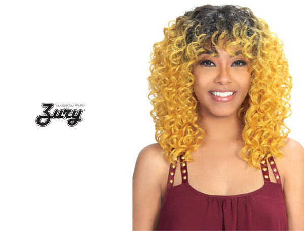 !! ZURY SIS HAND TIED CENTER CROWN WIG NAT-H 3A JAMAI