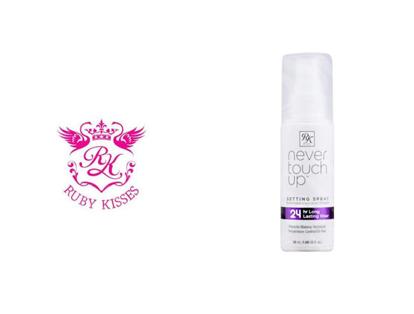 RUBY KISS BY KISS NEVER TOUCH UP - SETTING SPRAY