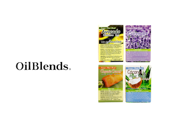 OIL BLENDS SOAP