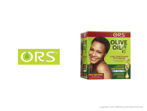 ORS OLIVE OIL CURL STRETCHING TEXTURIZER  FOR ALL HAIR TEXTURES