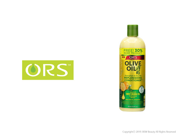 ORS OLIVE OIL STRENGTHEN & NOURISH REPLENISHING CONDITIONER 12.5oz