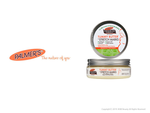 PALMER'S COCOA BUTTER TUMMY BUTTER FOR STRETCH 4.4oz