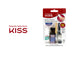 BRING THE SALON HOME KISS PERFECT FRENCH ACRYLIC SCULPTURE KIT 24 WHITE TIPS #AKF01