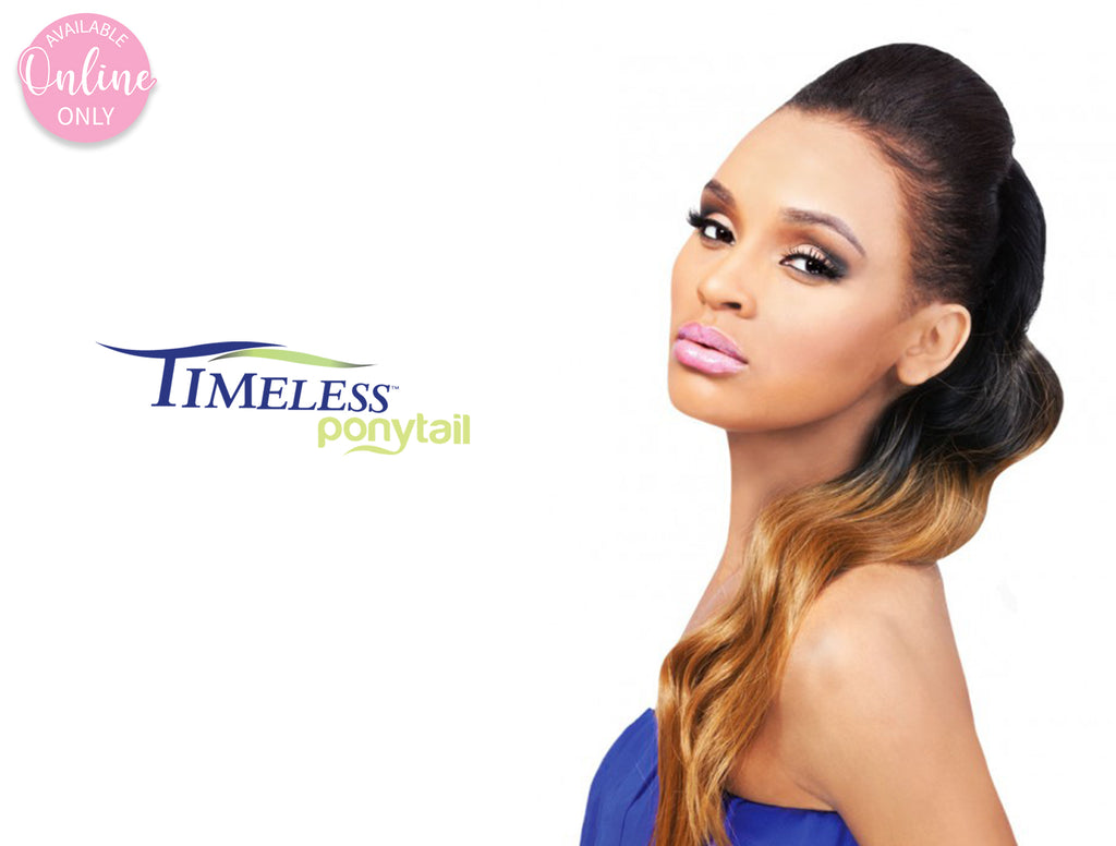 OUTRE SYNTHETIC DRAWSTRING PONYTAIL TIMELESS LINDSEY