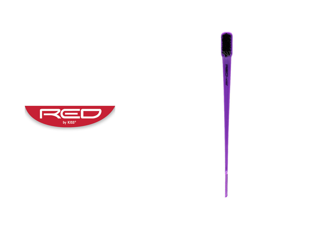 RED BY KISS PROFESSIONAL EDGE BOAR FIXER - SINGLE SIDE