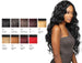 OUTRE PURPLE PACK BRAZILIAN BOUTIQUE 100% HUMAN HAIR BLEND VIRGIN BODY (1 PACK SOLUTION)